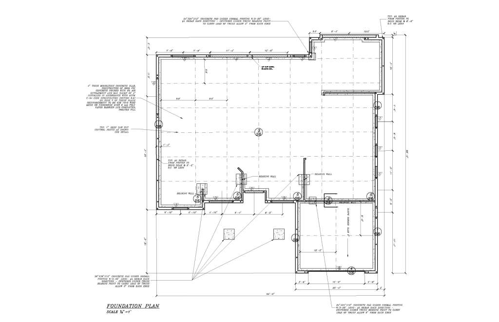 Slab Foundation House Plans Home Design Inspiration